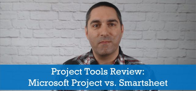 Project Tools Review: Microsoft Project vs. Smartsheet